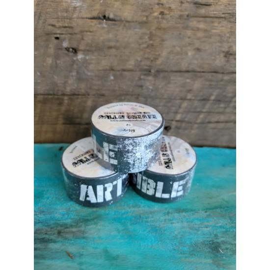 Aall & Create- Washi Tape- Artsy #5