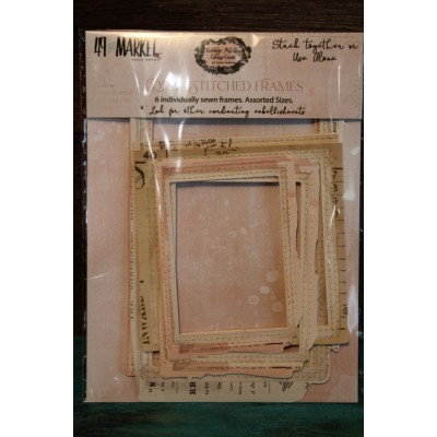 Coral stich frame de 49 and market