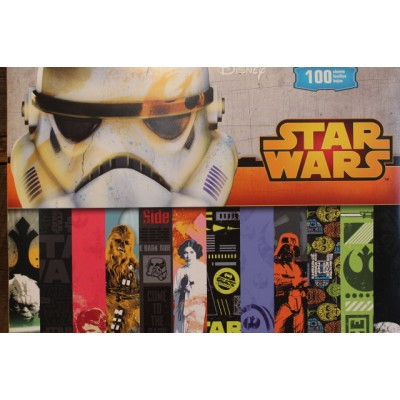 Bloc de papier 12x12 Disney Star Wars