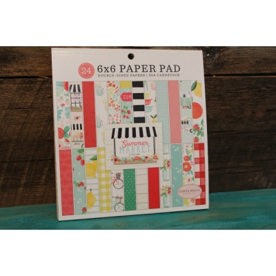 Carta Bella Summer Market - pad 6x6